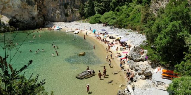 Baia del Buon Dormire, Palinuro (SA) / Campania