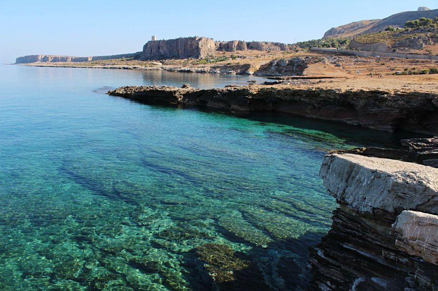 Cala del Bue Marino, San Vito Lo Capo (TP) / Sicilia