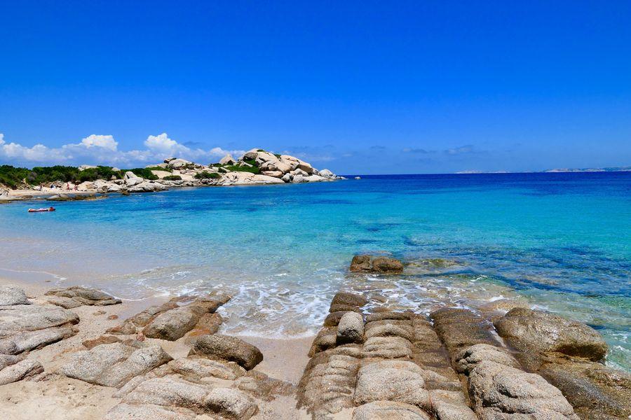 Spiaggia Valle dell'Erica, Santa Teresa di Gallura (OT) / Sardegna