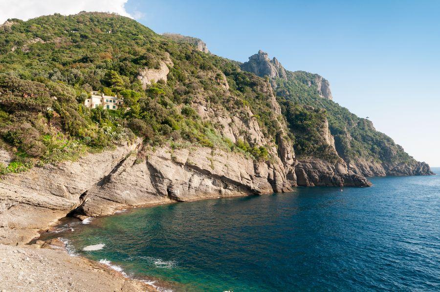 Punta Chiappa, Camogli (GE) / Liguria