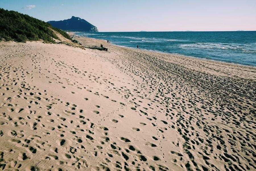 Spiaggia di Sabaudia (LT) / Lazio