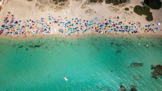 Spiaggia di San Pietro in Bevagna, Manduria (TA) / Puglia