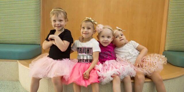 le-quattro-ragazzine-che-hanno-combattutto-contro-il-cancro 1