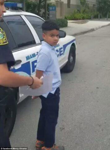 polizia-arresta-ragazzino-di-7-anni 2