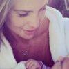 Claudia-Galanti-scrive-un-dolce-messaggio-per-sua-figlia-volta-in-cielo-a-soli-9-mesi
