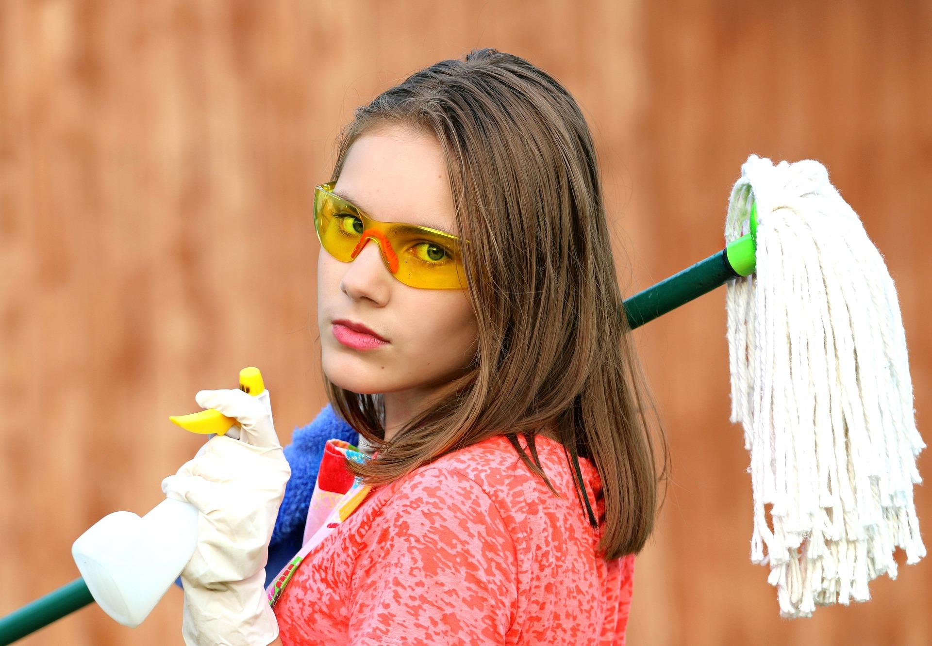 Come ottimizzare le pulizie di casa