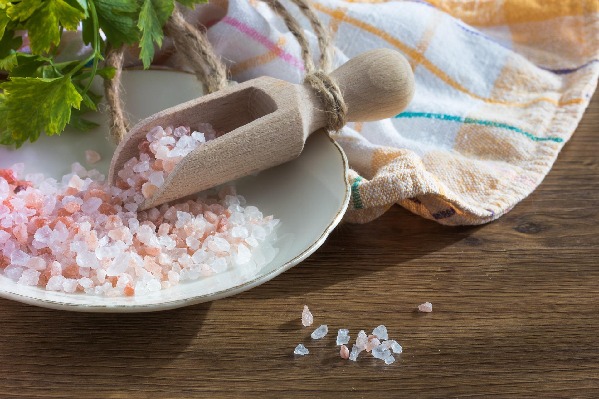 Cosa mangiare senza sale