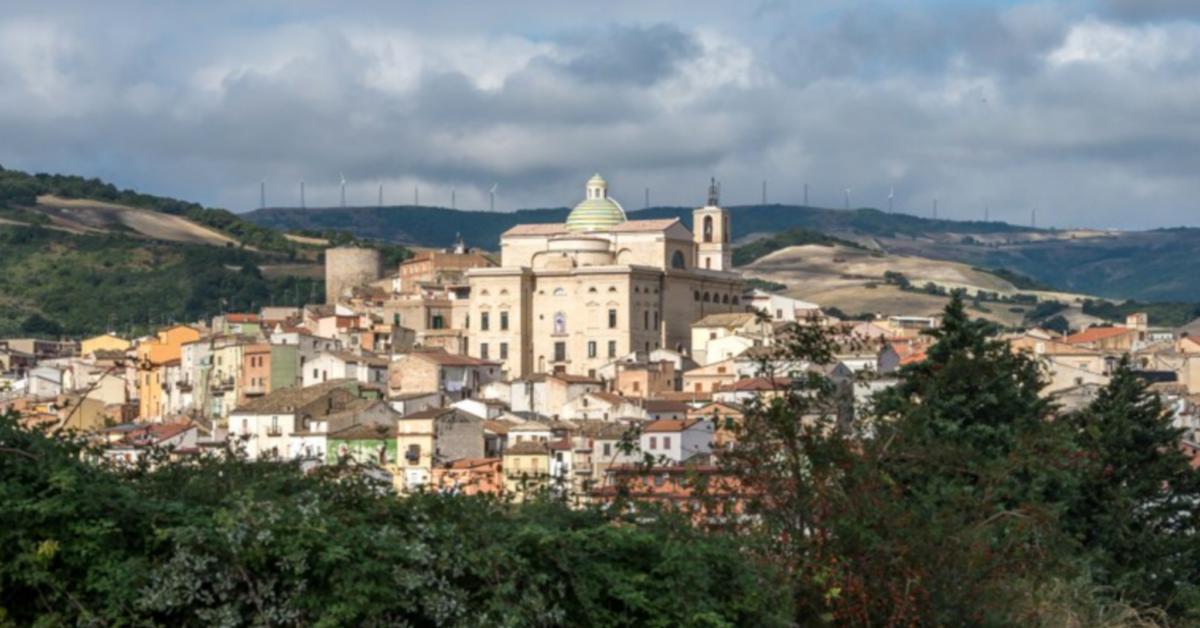 Borgo pugliese in Puglia, vacanza gratis