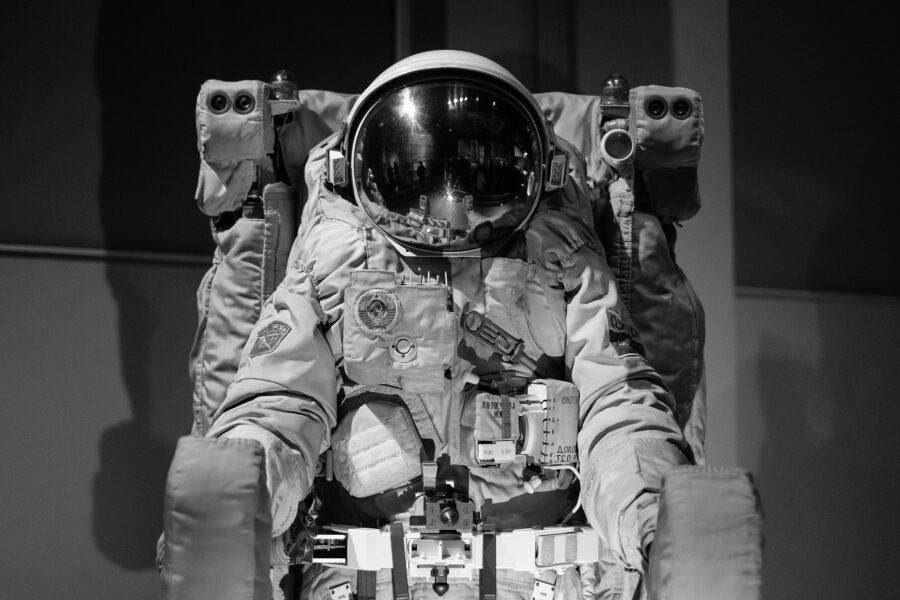 astronaute donne