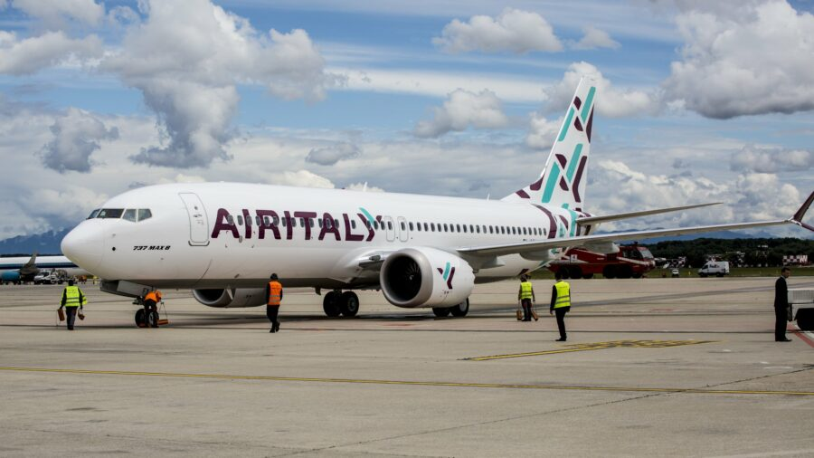 air italy flotta