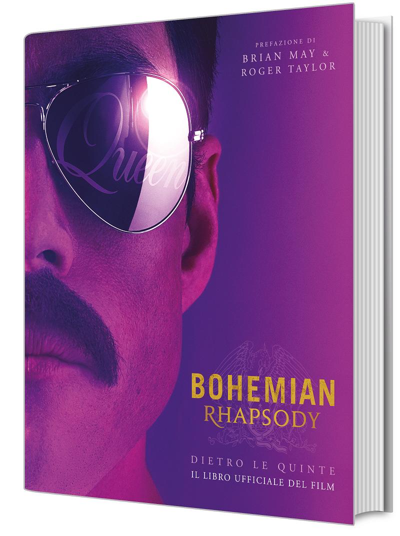 Bohemian Rhapsody, il libro italiano ufficiale