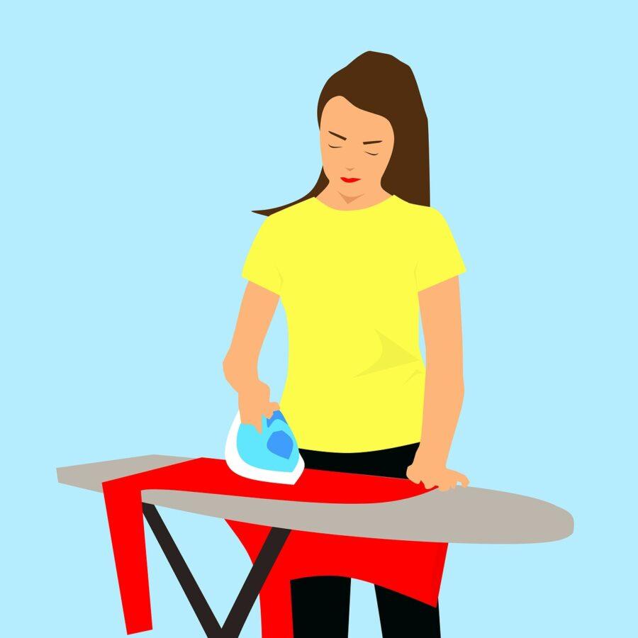 Fare la casalinga è un lavoro