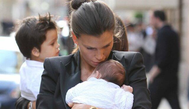 il-dolce-messaggio-di-Claudia-Galanti-per-sua-figlia 3