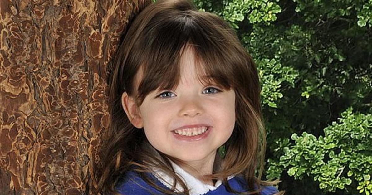 Elspeth Moore si spegne a 5 anni per una grave appendicite