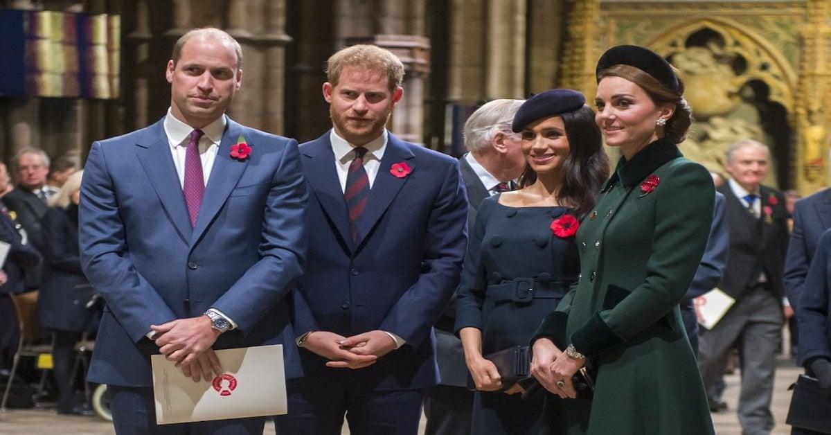 William-e-Harry-si-separano-ma le-mogli-non-centrano-nulla
