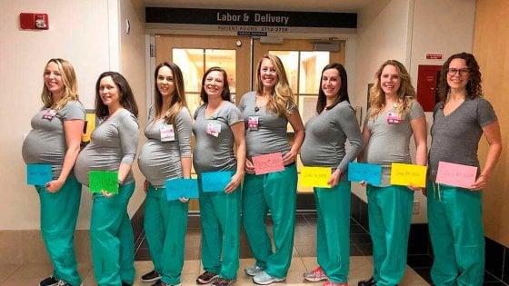 incinta-infermiere