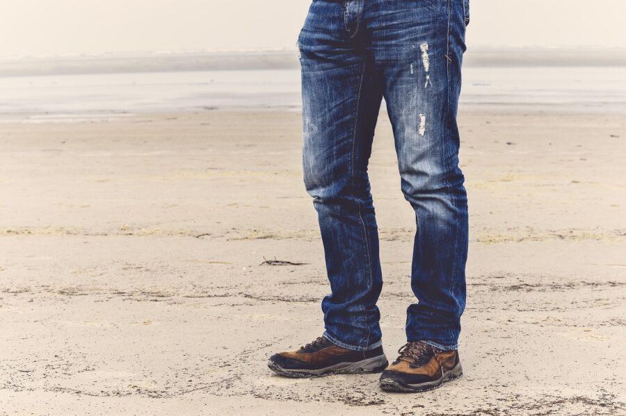 come fare un salvagente con i jeans