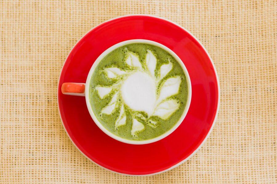 matcha-latte-ricetta