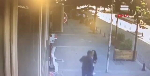 uomo-colpisce-donna