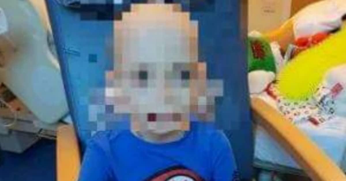 bambino-di-8-anni-affetto-da-un-cancro-rarissimo