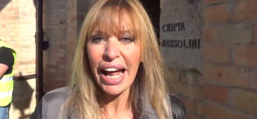 Alessandra Mussolini Instagram