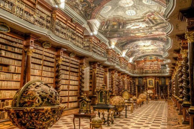 Biblioteca-comunale-di-praga