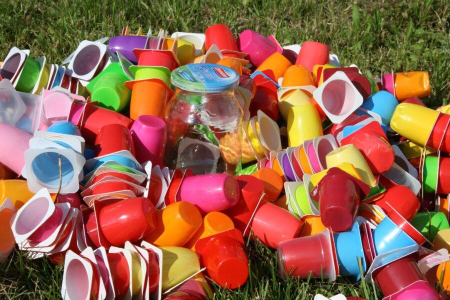 ridurre il volume dei rifiuti