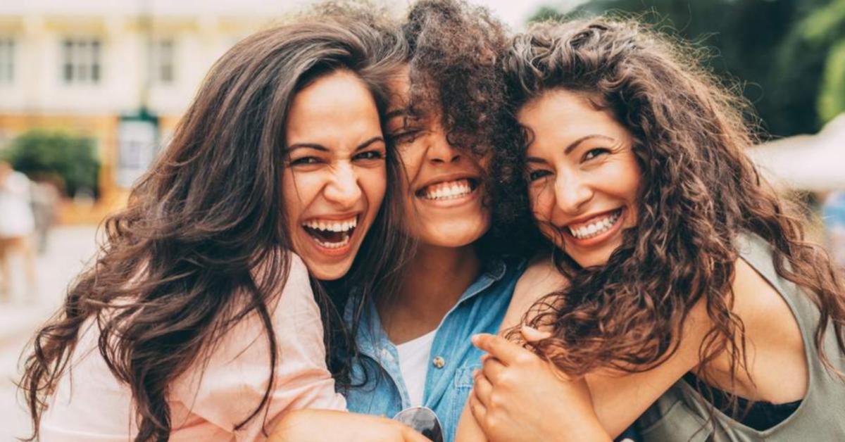 Le amiche ti riempiono la vita di felicità
