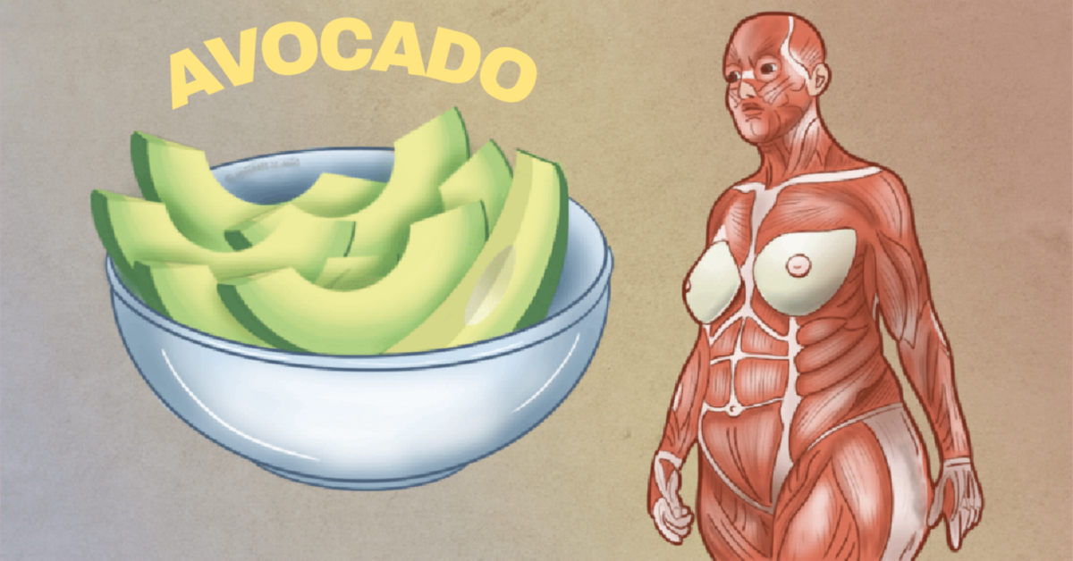 Avocado, benefici