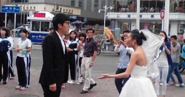 Questa donna ha messo alla prova il futuro sposo