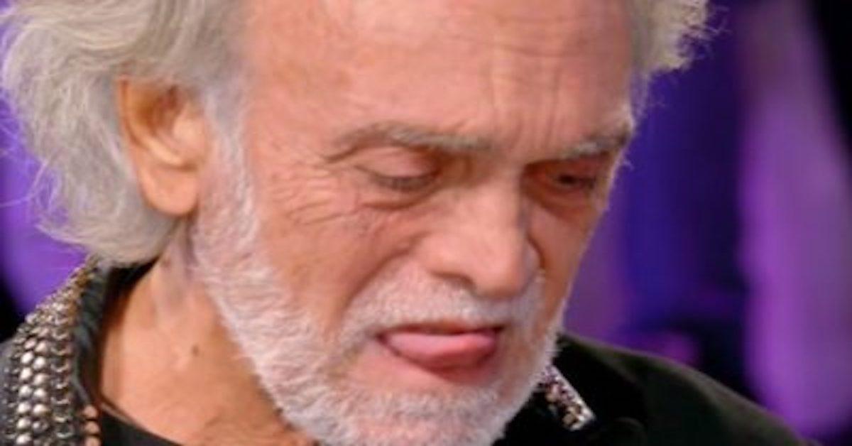 Riccardo-fogli-in-lacrime-a-verissimo