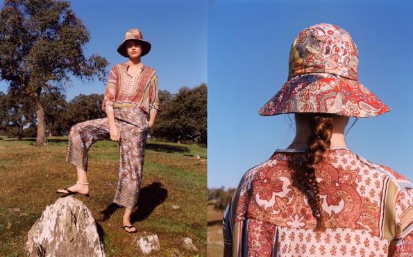 Stampa foulard