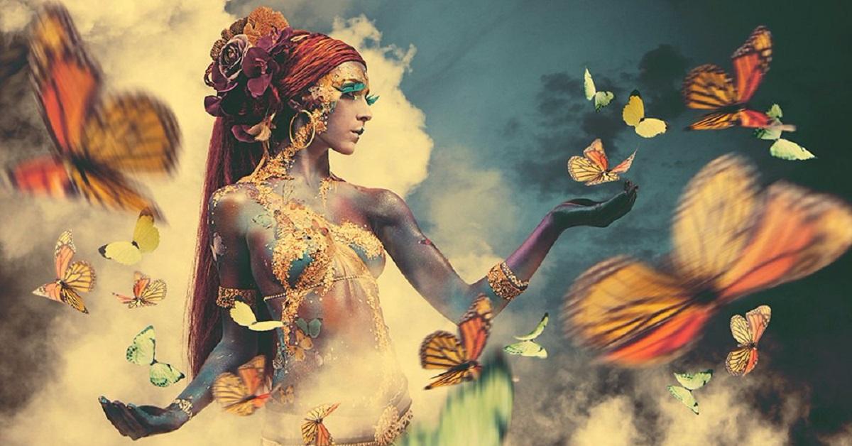 Farfalle come presagi: i loro colori e significati