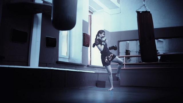 kik-boxing