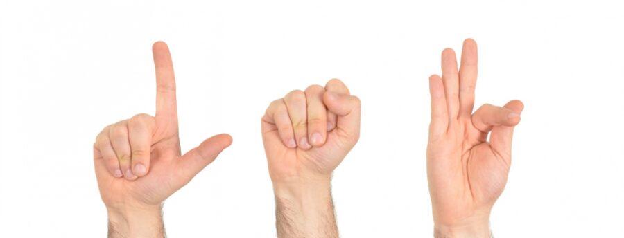 storia della lingua dei segni