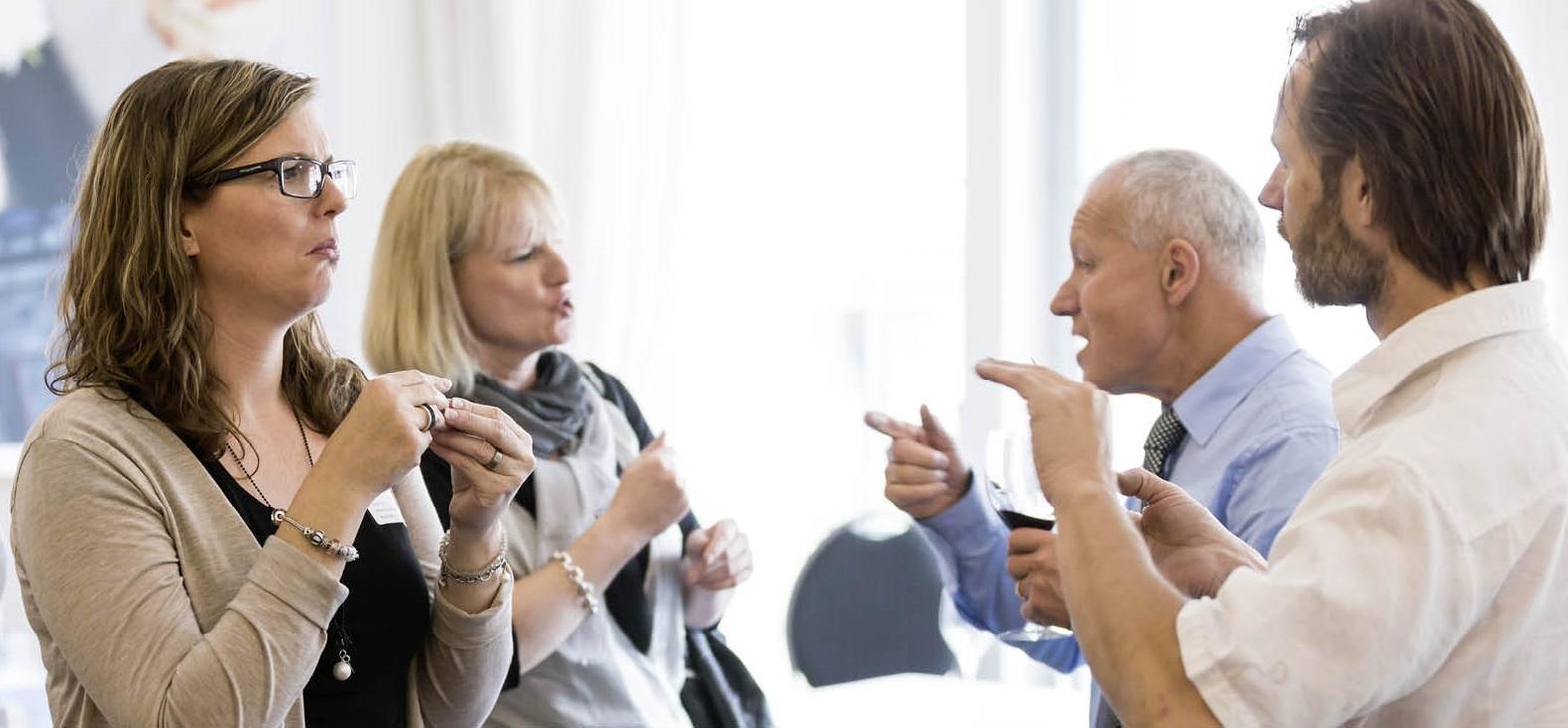 Breve storia della lingua dei segni