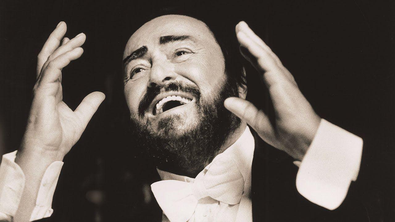 pavarotti ron howard