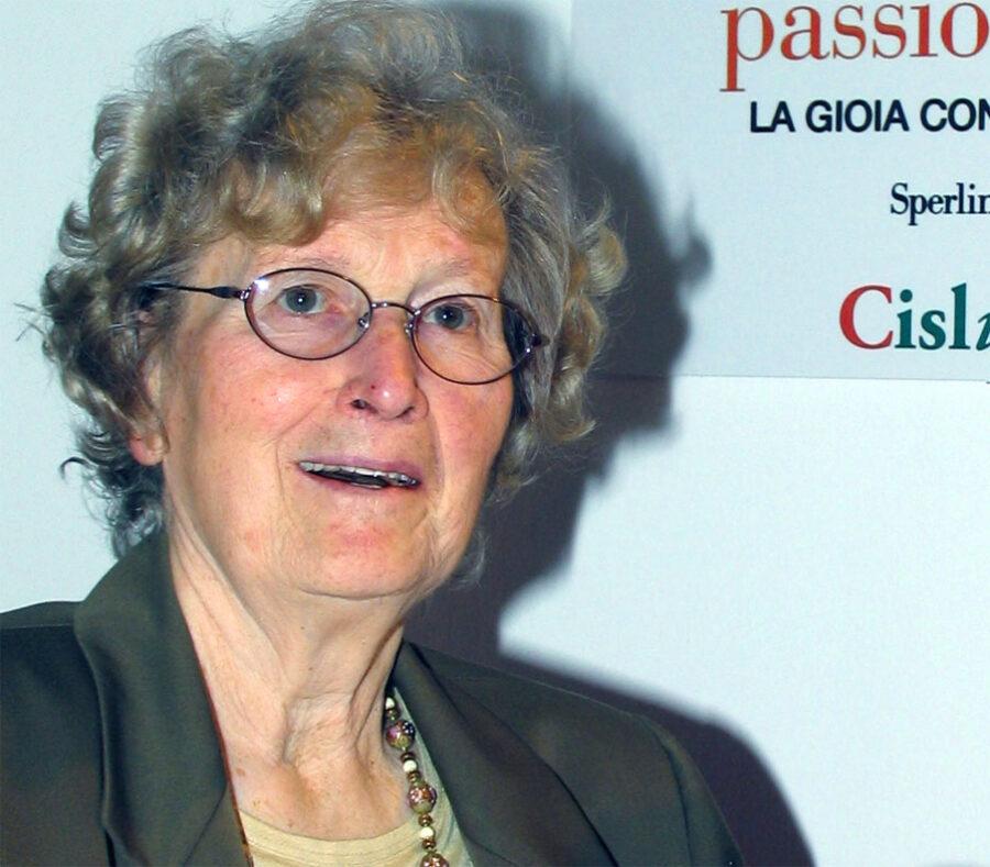 prima donna ministro italiana
