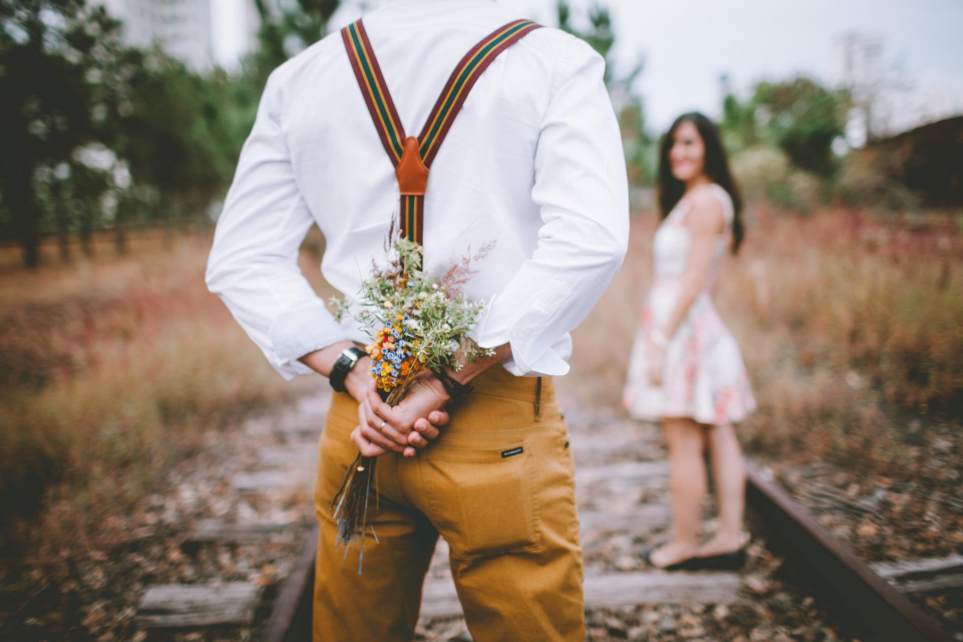 La ricetta per un matrimonio felice? Marito alto e moglie bassa