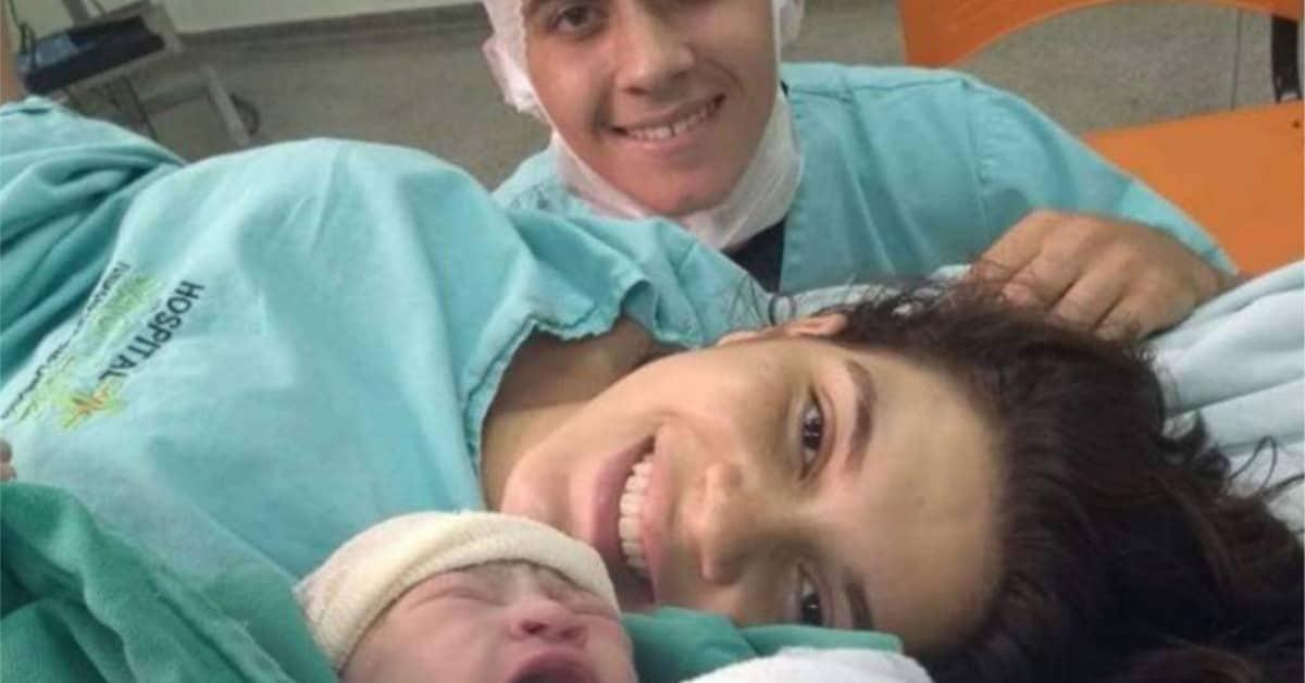 Ana ha perso la vita subito dopo il parto