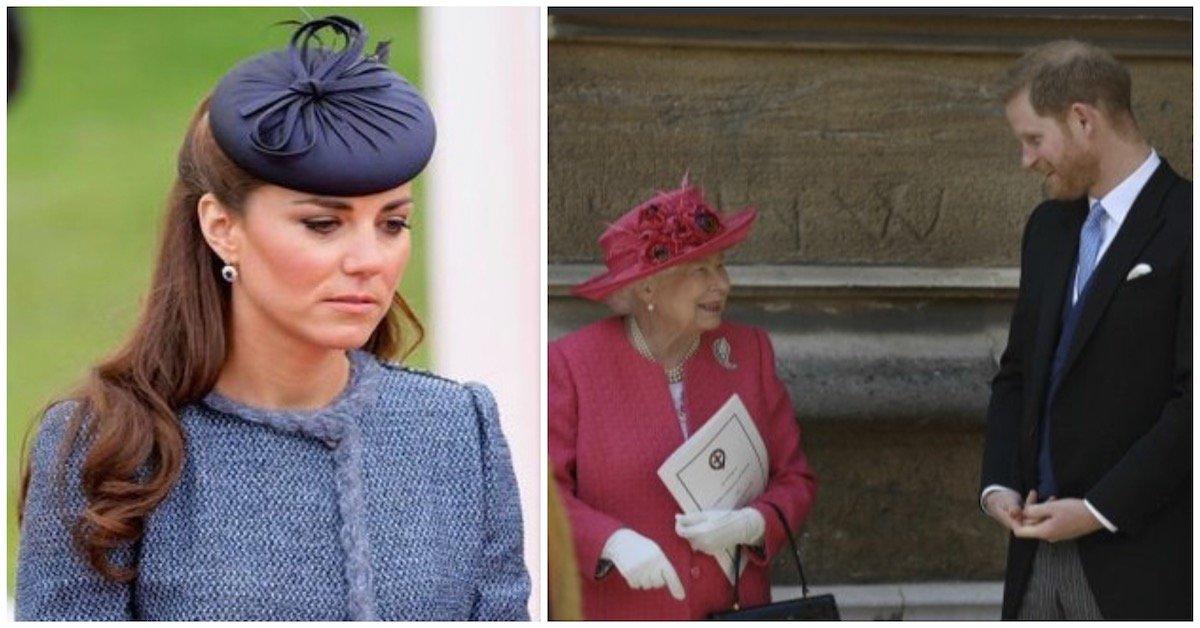 Kate-e-William-assenti-al-matrimonio-di-Gabriella-Windsor