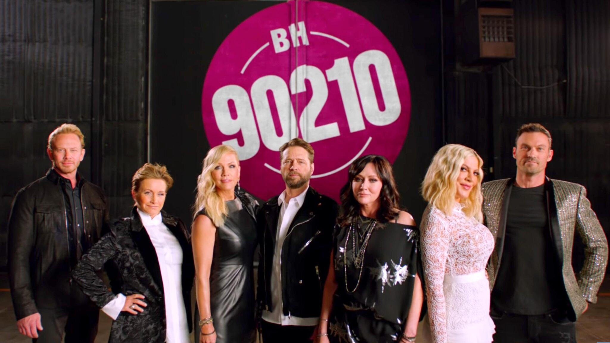 Beverly Hills 90210 trailer Reboot
