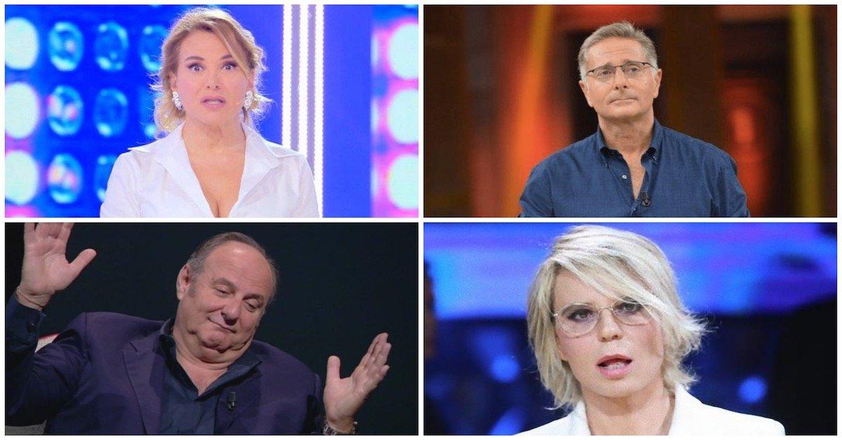 Conduttori Mediaset: svelati i cachet