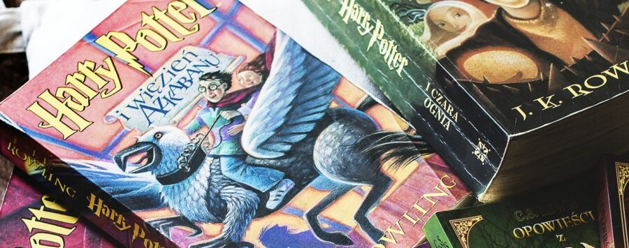 Nuovi libri di Harry Potter