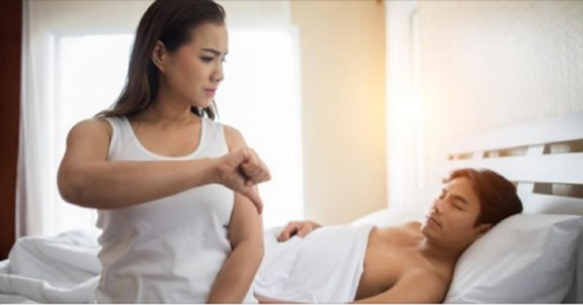 Cinque segnali che rivelano quando una donna non è più attratta dal proprio partner.