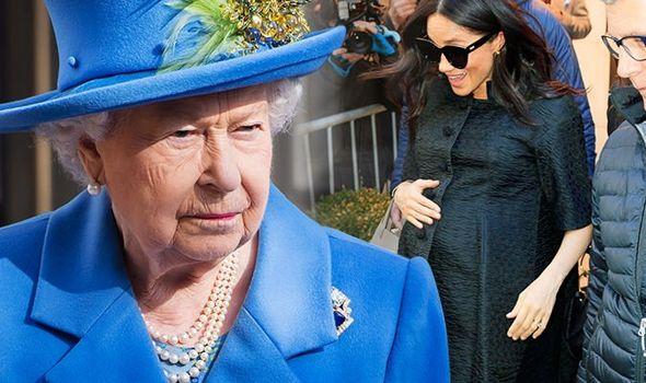 Meghan-Markle-news-Queen-Elizabeth-royal-baby