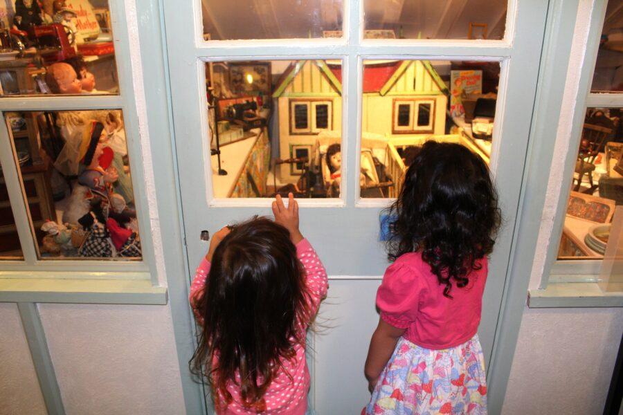 Perché andare al museo con i bambini