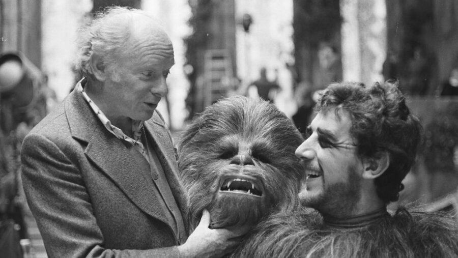 Peter Mayhew, l'attore di Chewbacca