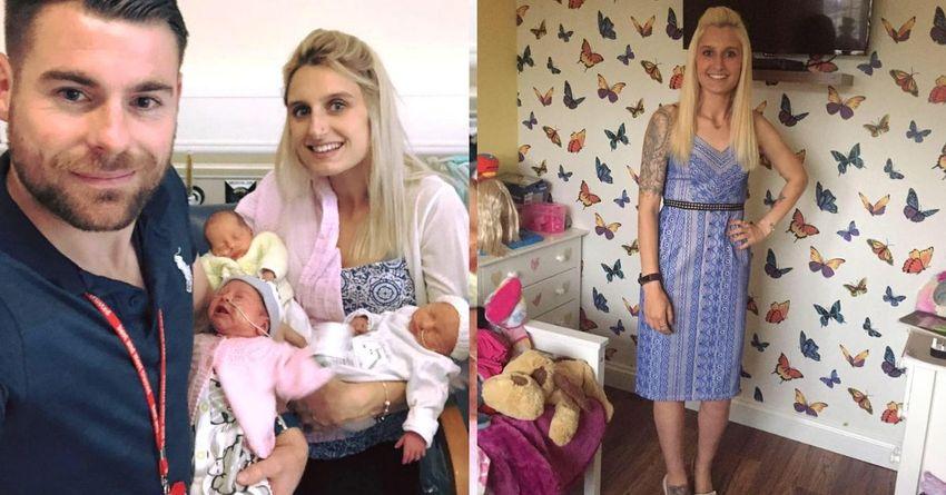 Hannah Donaghue incinta