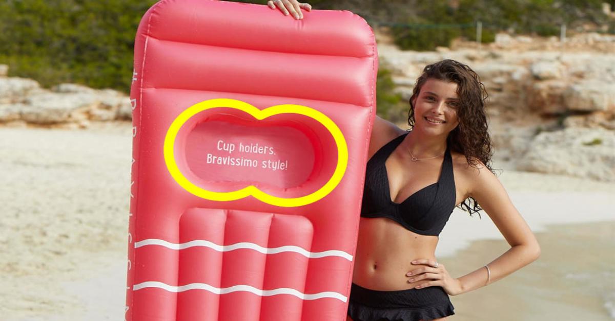 Il materassino per le donne col seno abbondante